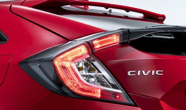 Nadjeżdża nowa Honda Civic