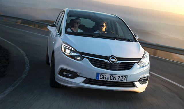 Opel Zafira, nowa odsłona minivana