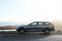 Volvo V90 Cross Country na rodzinną wyprawę