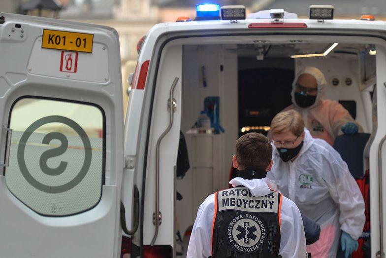 Koronawirus. Dramat w Polsce. Tylu zgonów jeszcze nie było