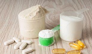 Arginina jest składnikiem suplementów przyjmowanych przez sportowców.
