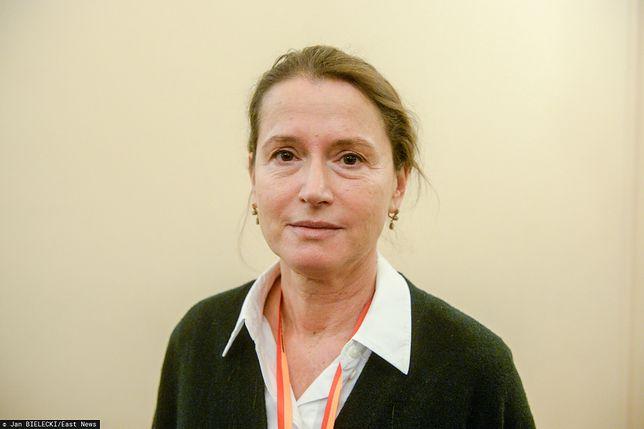Monika Jaruzelska zamieszka w domu rodziców