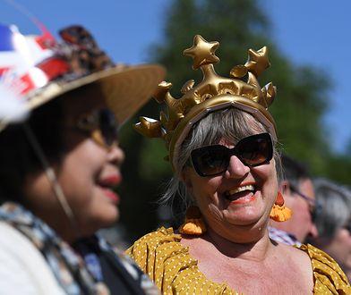 Brytyjczycy uwielbiają bawić się przy okazji uroczystości w rodzinie królewskiej