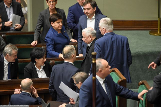 Sejm ma się zebrać 12 listopada.