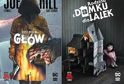 """""""Kosz pełen głów"""" i """"Rodzina z domku dla lalek"""" – recenzje horrorów Hill House Comics"""