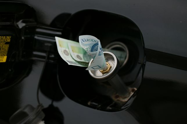 Wlew LPG