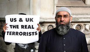 Anjem Choudary, najsłynniejszy brytyjski islamista