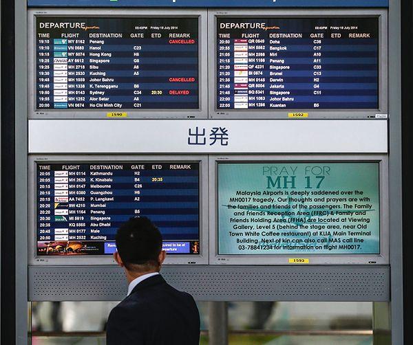 Malaysia Airlines rezygnuje z numeru lotu MH17