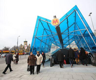 Stacja metra Dworzec Wileński będzie wyłączona z ruchu na 9 dni