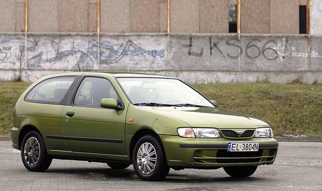 Nissan Almera 2,0d 1999: kompakt z pancernym dieslem w przystępnej cenie