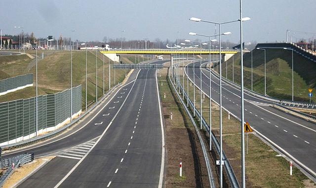 Do końca 2013 r. w Polsce będzie 2 759 km dróg szybkiego ruchu