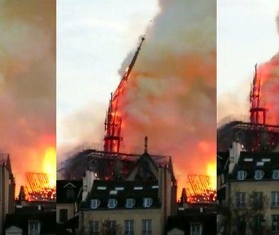 Jak gasi się takie pożary jak ten katedry Notre Dame?
