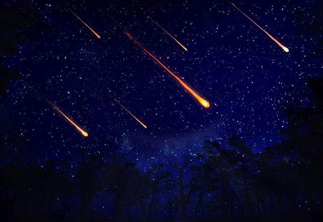 Zbliża się noc spadających gwiazd. Gdzie i jak oglądać Perseidy?