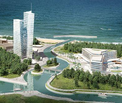 Mielno – kiedy powstanie głośny projekt Dune City?