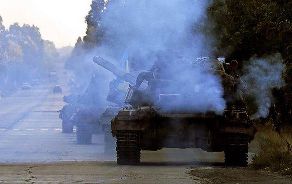 """""""Sueddeutsche Zeitung"""": Ukraina daleko od prawdziwego pokoju"""