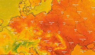 Pogoda na niedzielę. Nad Polską nawet 34 st. C.