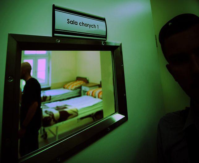 Pacjenci szpitala psychiatrycznego mają dostęp do narkotyków