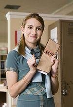 "Emma Roberts całuje aktora z ""Glee"""