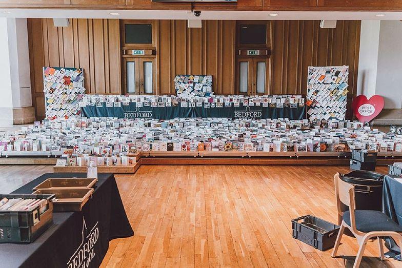 Tom Moore, weteran wojenny, otrzymał 90 tysięcy kartek urodzinowych