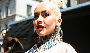 Christina Aguilera ofiarą botoksu? Na niektórych zdjęciach trudno ją rozpoznać