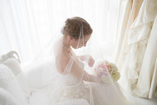 Zamówiła suknię ślubną przez internet. To był błąd
