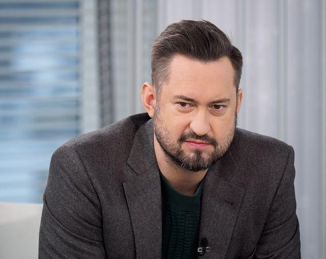 Marcin Prokop ma młodszego brata Sebastiana