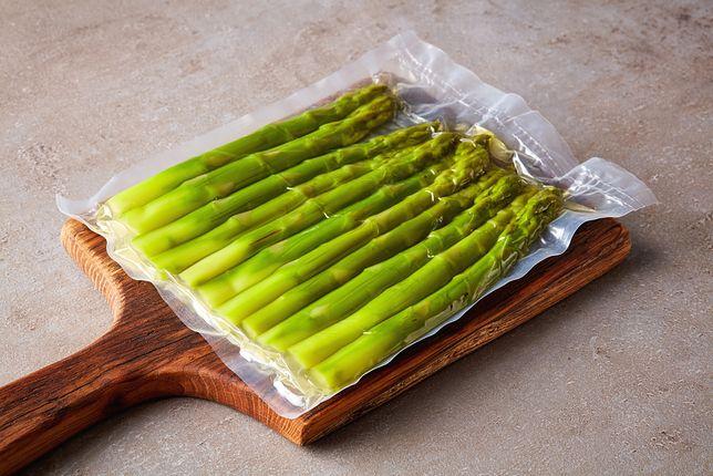Niektóre z woreczków do pakowania próżniowego wykorzystamy też w gotowaniu