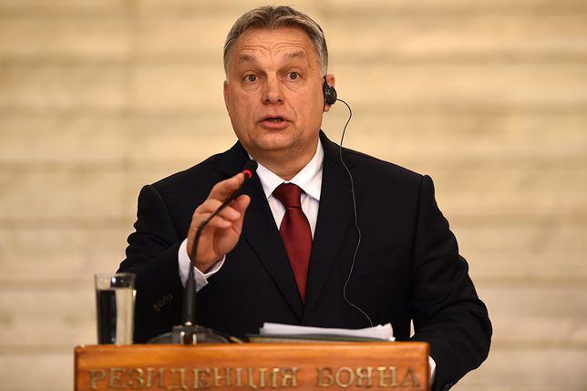 Orban: nie rozumiem, jak opozycja może prosić ludzi o zaufanie
