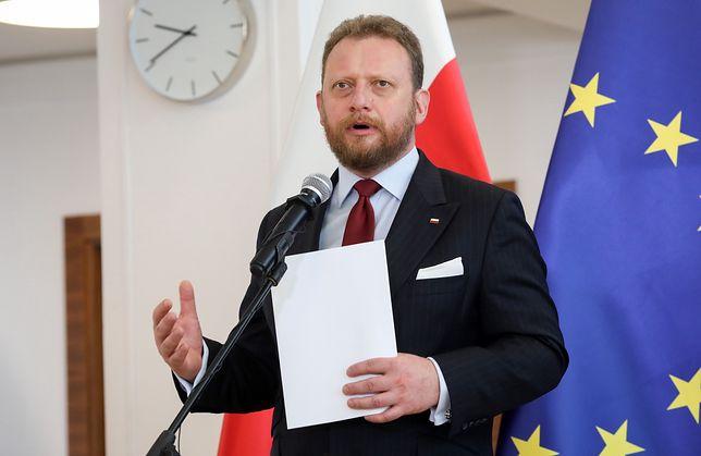 Wybory 2020. Łukasz Szumowski zachęca do wzięcia udziału