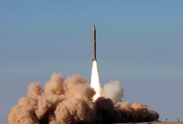 Test rakiety Se''dżil, 2008 r.