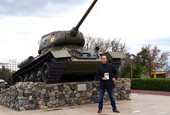 Radziecki Park Jurajski. Naddniestrze - nie znajdziesz go na mapach