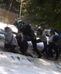 Uwięzieni na Gubałówce – to wideo cię zaskoczy