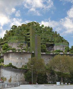 Luksusowy hotel w byłym bunkrze nazistowskim. Na dachu powstanie zielony ogród