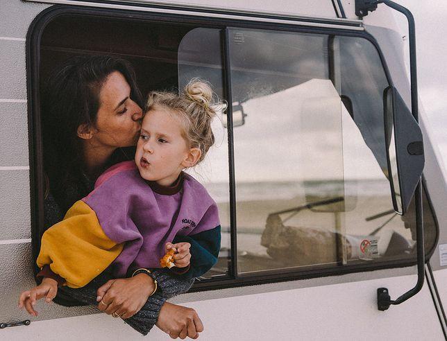 12 m kwadratowych komfortu. Marta przeprowadziła się z rodziną do kampera