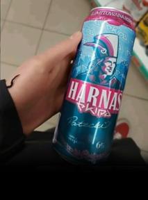 Piwo Ekipy Friza, Harnaś Ekipa to najlepszy... ŻART na Prima Aprilis!
