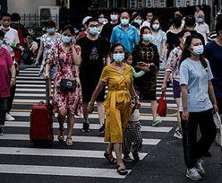 Koronawirus w Wuhan. Dane pokazały całą prawdę