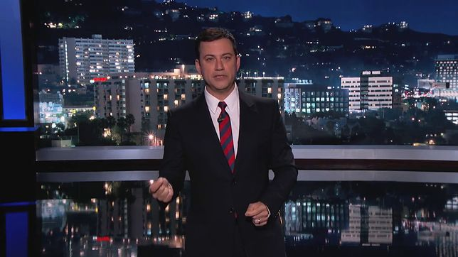 Jimmy Kimmel zaprasza na Oscary