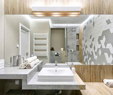 Oświetlenie łazienki – porady