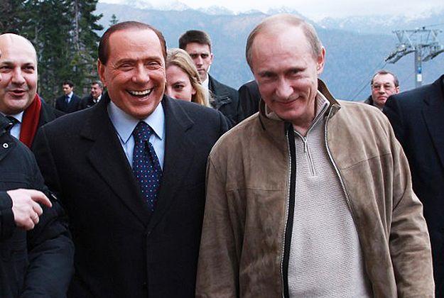 Silvio Berlusconi: Putin zaproponował mi stanowisko ministra i obywatelstwo
