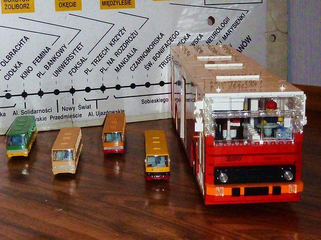 Warszawski Ikarus będzie oficjalnym zestawem Lego?