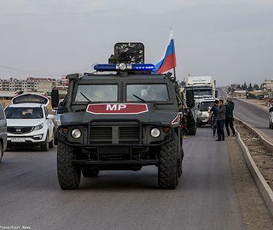 Do Syrii trafią żołnierze oraz sprzęt