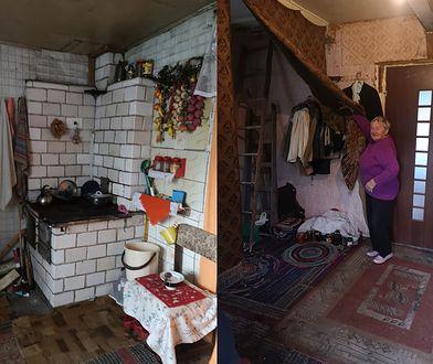 Dom pani Jadwigi jest w bardzo złym stanie