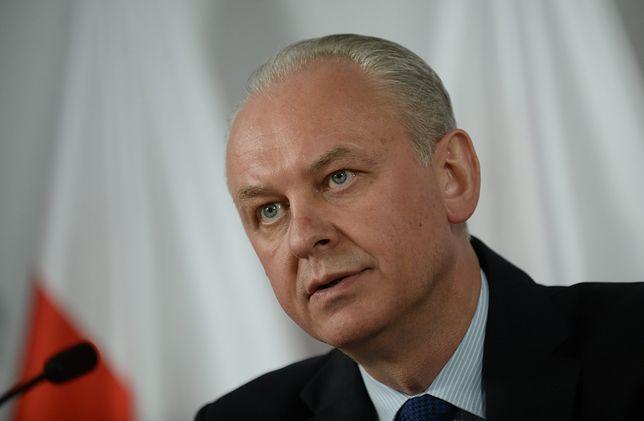 Andrzej Chodkowski będzie miał nową limuzynę
