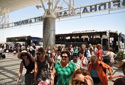 Utknęli na lotnisku w Grecji. Setki turystów czekają na opóźnione loty