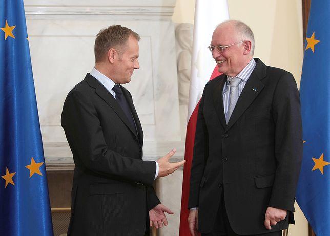 Guenter Verheugen wini Tuska. Mówi o współodpowiedzialności