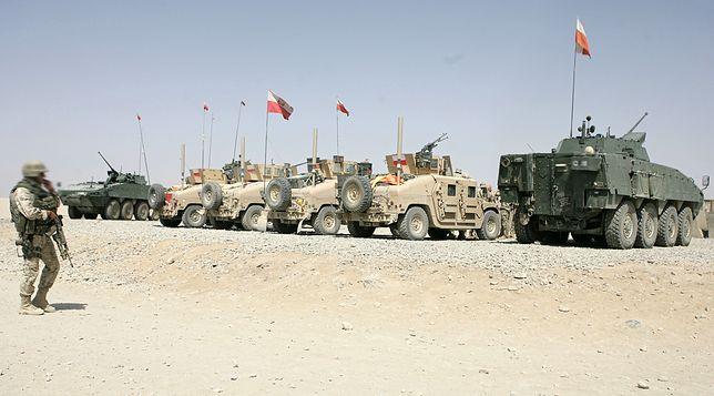 Były antyterrorysta uczestniczył w ponad 100 patrolach bojowych