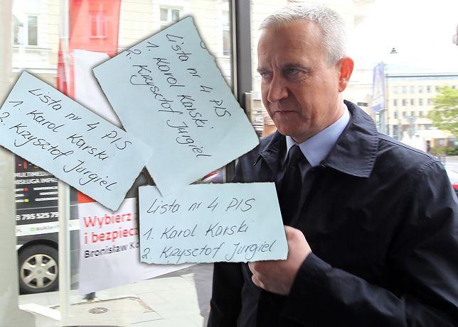 Robert Tyszkiewicz (PO) interweniuje u ministra MSWiA i PKW ws. głosowania w Tykocinie