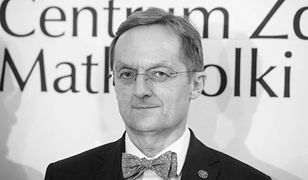 Wojciech Rokita nie żyje. Jest zawiadomienie o możliwości popełnienia przestępstwa ws. śmierci lekarza