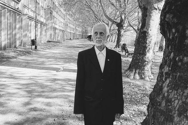 Wrocław. Nie żyje prof. Bernard Jancewicz. Niedawno zachwyciła się nim Polska