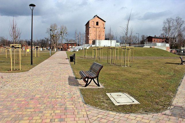 Ruda Śląska. Zamiast koksowni powstał teren przyjazny mieszkańcom.